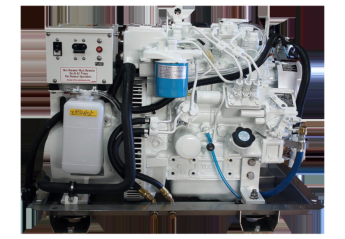 5/4.5 kW: M673LD3