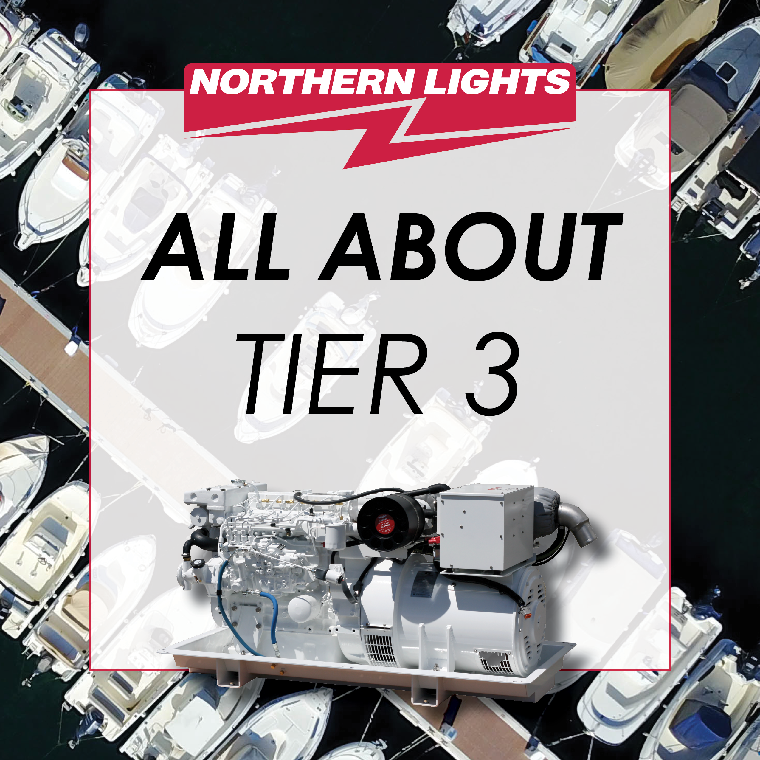 Us Epa Tier 3 Questions Answered Northern Lights Marine Generators